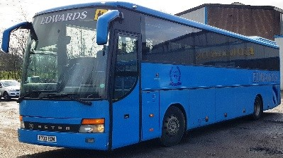 2000 Setra 315 - Image 1